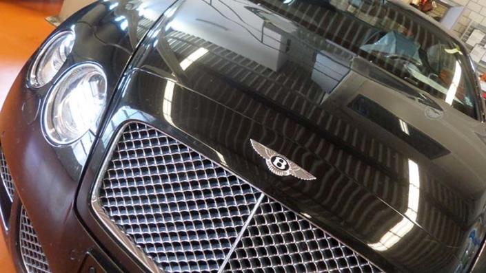 Bentley Autohandel Sportwagen